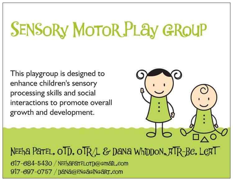Sensory Motor Play Group at Columbus Circle