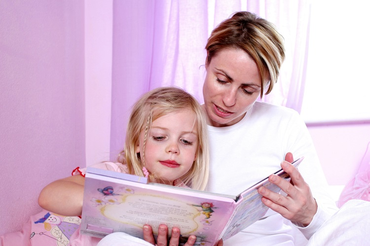 Reading together often and consistently is crucial in bolstering a child with dyslexia's confidence and reading skills.