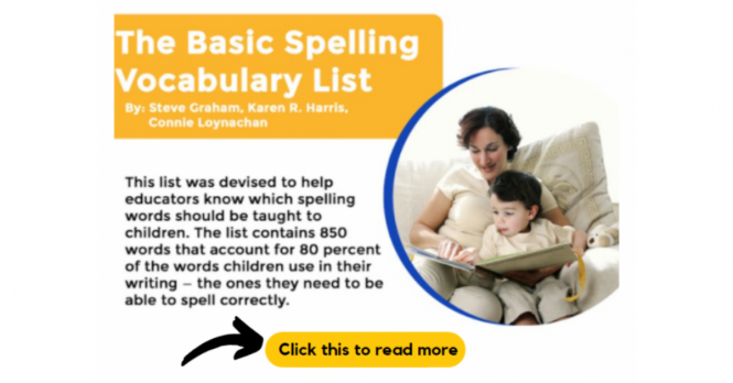Spelling Tutoring, Brooklyn Letters