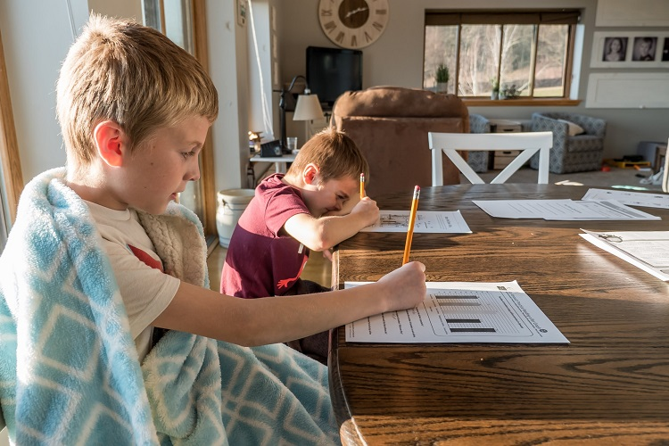 Working from Home with Kids: How to Make it Less Stressful, Brooklyn Letters