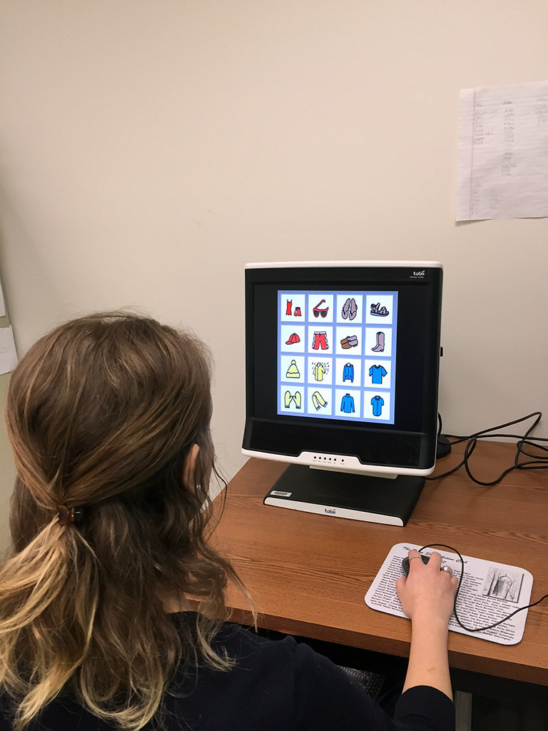 AAC Augmentative and Alternative Therapy, Brooklyn Letters