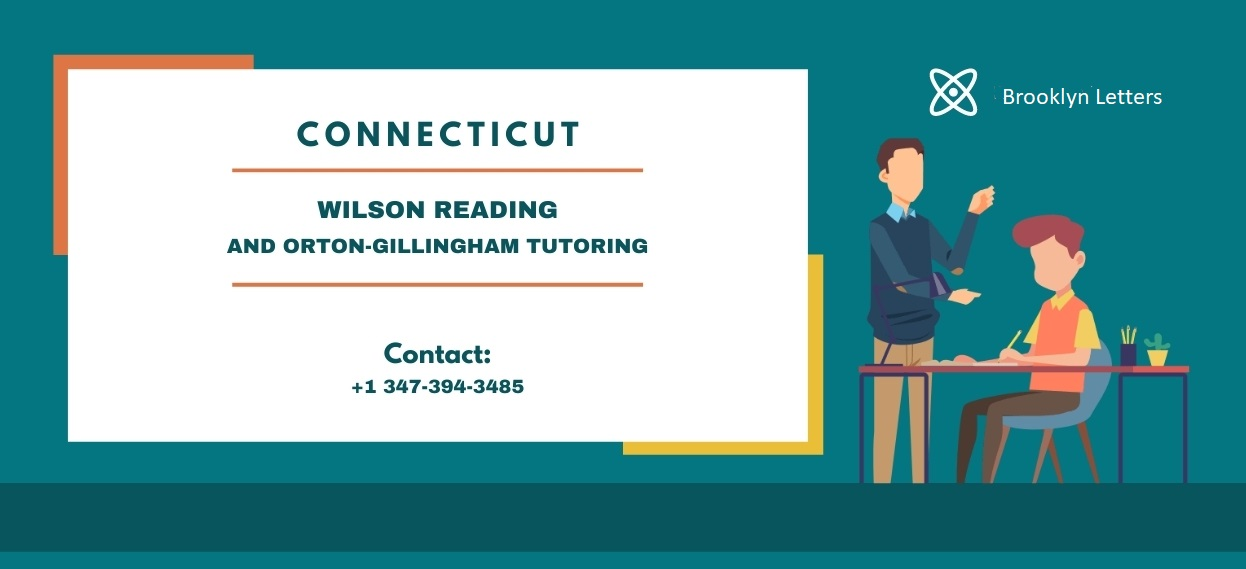 Connecticut Wilson Reading and Orton-Gillingham Tutoring, Brooklyn Letters