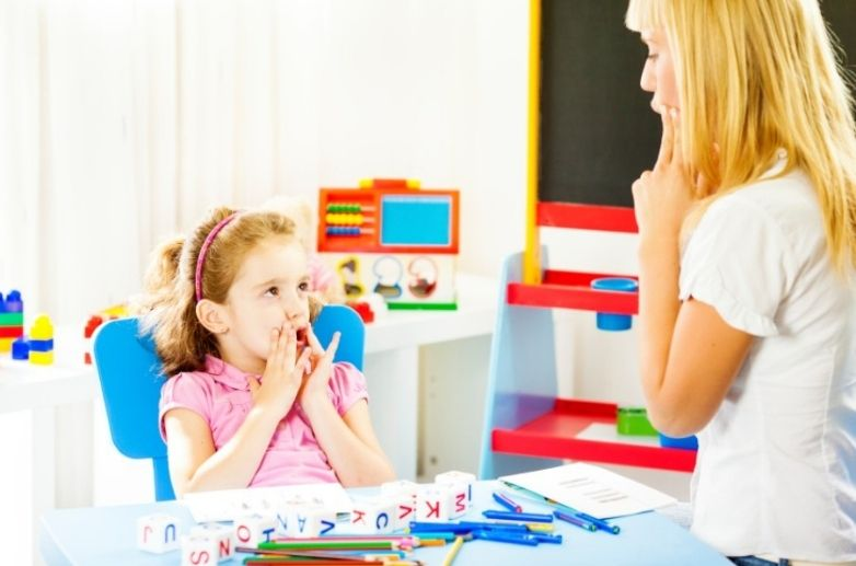New Jersey Speech Language Therapy, Brooklyn Letters