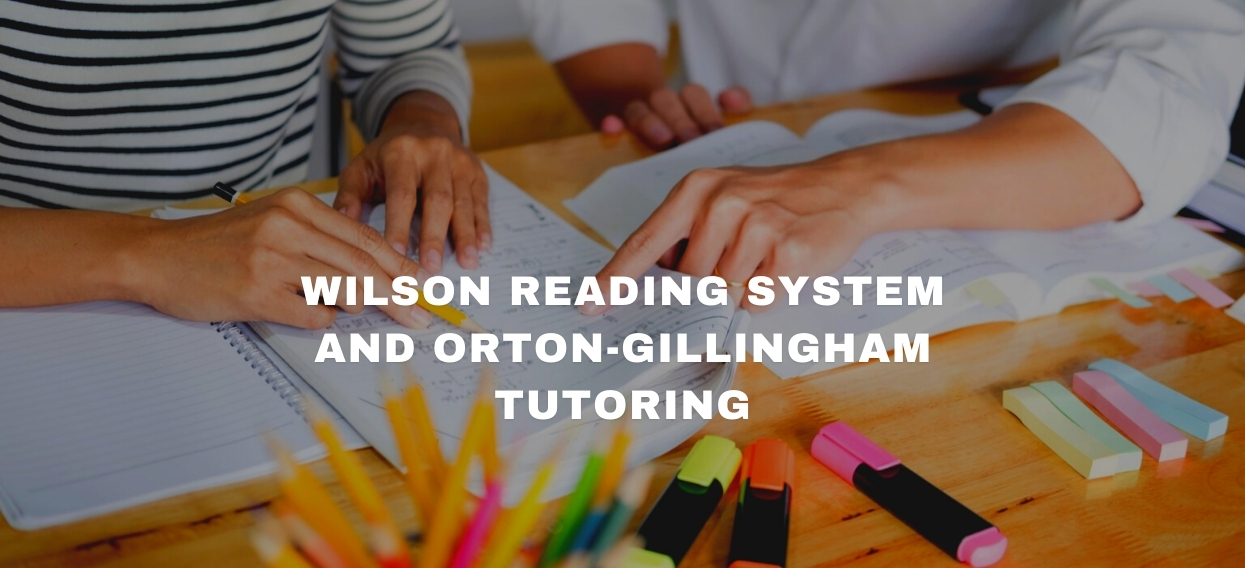 Westchester Wilson Reading and Orton-Gillingham Tutoring, Brooklyn Letters