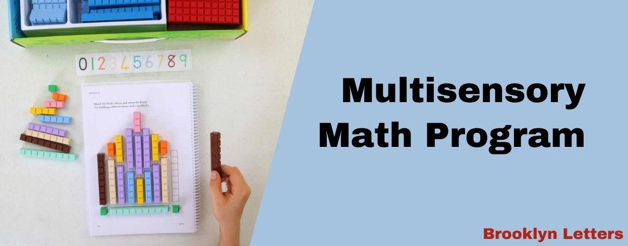 Connecticut Multisensory Math Tutor, Brooklyn Letters